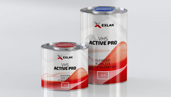 EXLAK VHS Active Pro - new0000