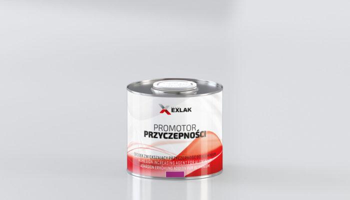 Exlak promotor przyczepnosci adhesion increasing agent 0,5L