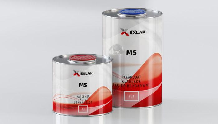EXLAK MS - new